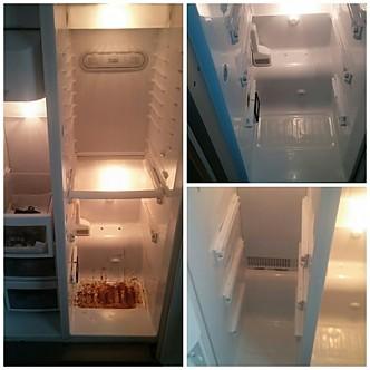 냉장고청소